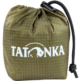 Tatonka Ripstop Short Light Polainas, olive
